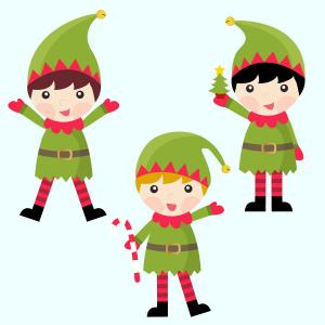 Christmas Eve Box Elves